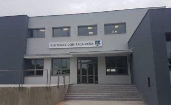 PCR odberové miesto Šaľa