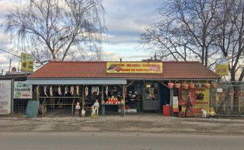 gazdovská predajňa Luma