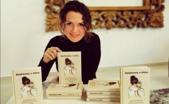 šalianka Ada Becker vydala knihu Rozhovory v tichu