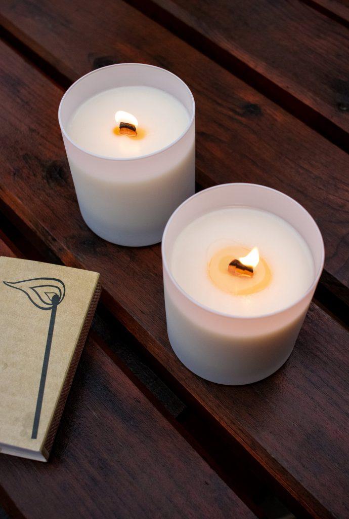 lavina-store sviečky sójové