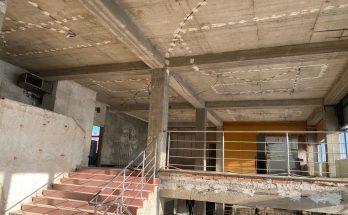 rekonštrukcia kulturny dom šaľa