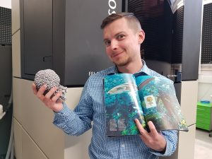 biochemik dominik hrebík v national geographic