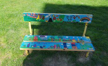 veselé lavičky