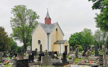 kaplnka šaľa