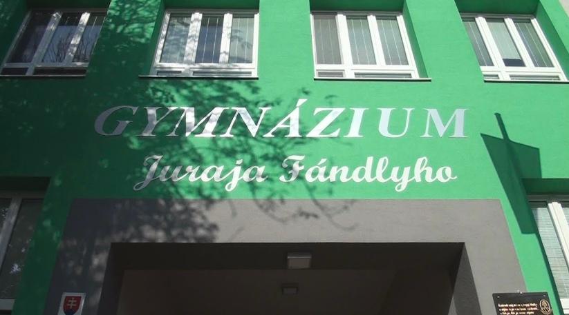 Gymnázium juraja fándlyho Šaľa