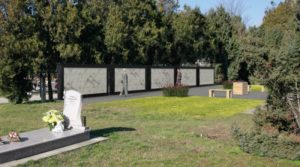 cintorín šaľa