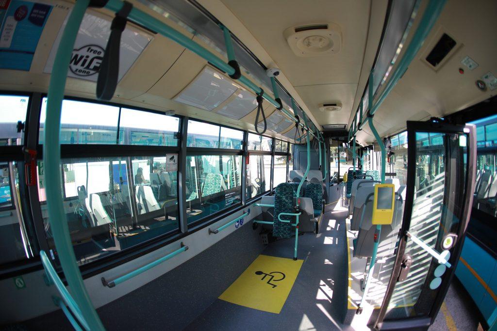 cesta autobusom