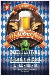 Šaliansky Októberfest @ Bývalá piváreň Viecha