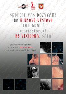 Klubová výstava fotografií @ KS Večierka